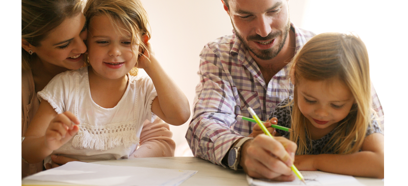 getting your family finances in order