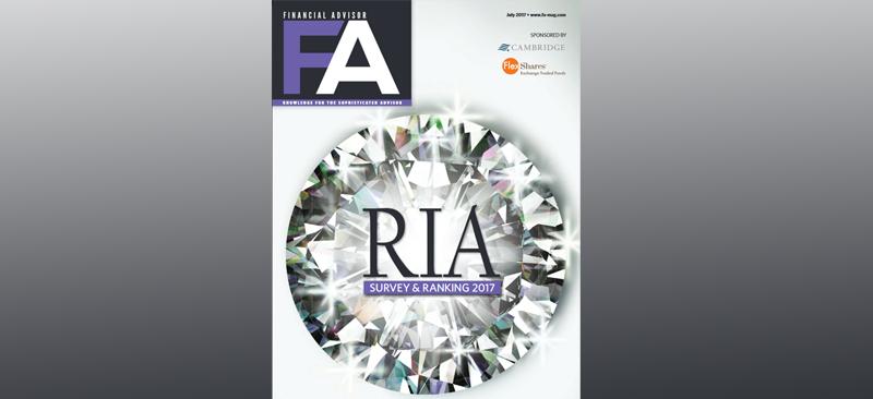 financial advisor top RIA