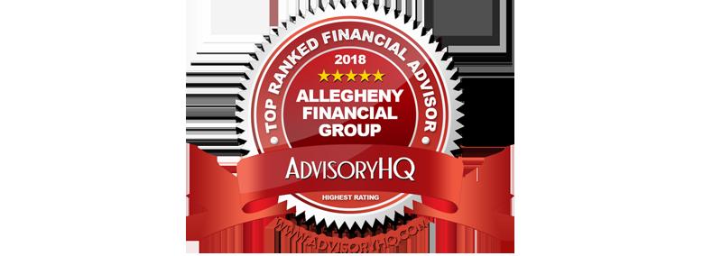 Allegheny Financial Group Advisory HQ Award