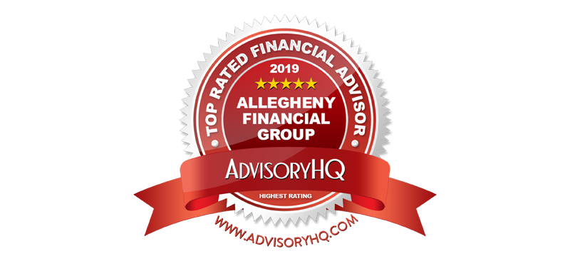 2019 Top Rated Financial Advisor Logo