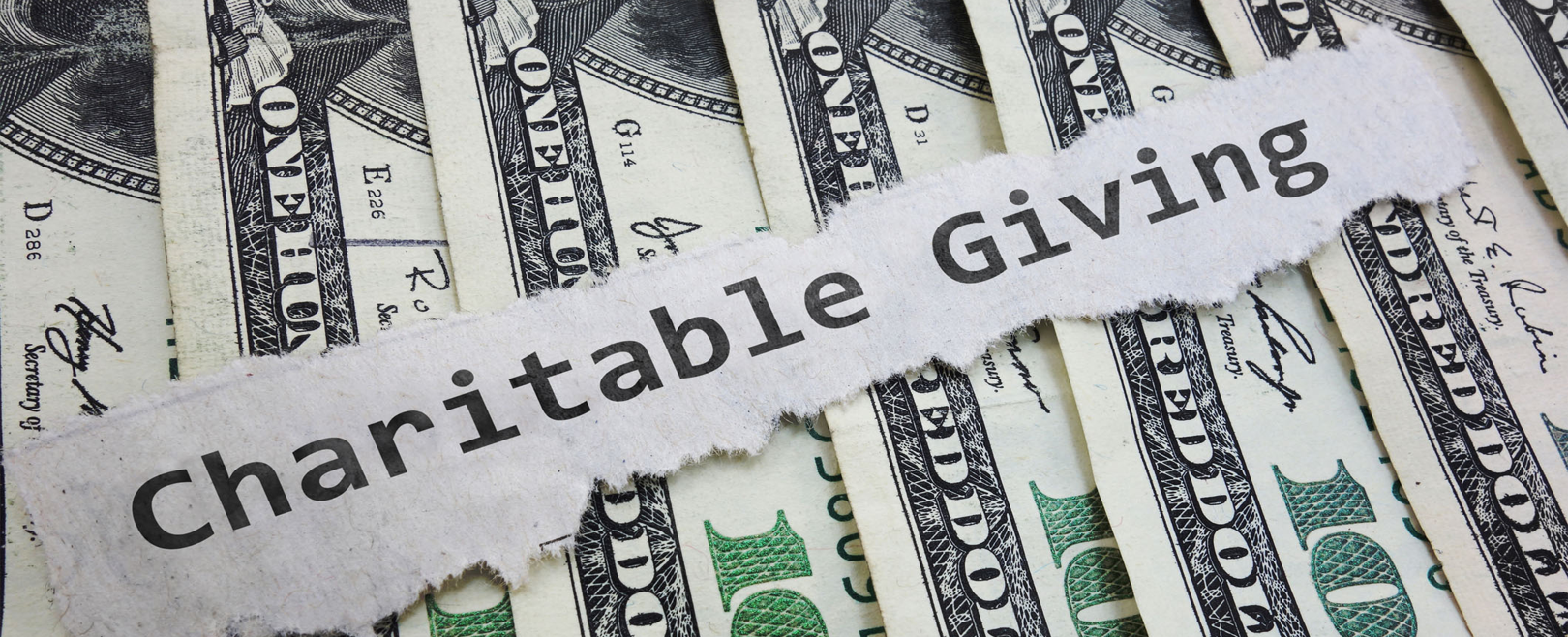 Charitable Giving and Tax Filing