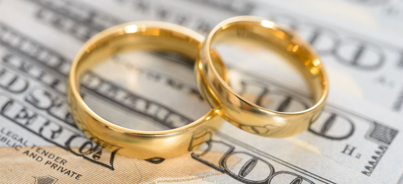 Joining Finances After Marriage