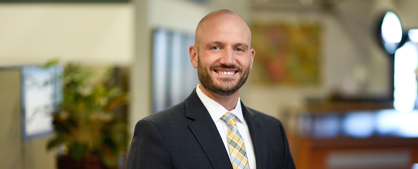 James Rambo, CFA, Investment Advisor
