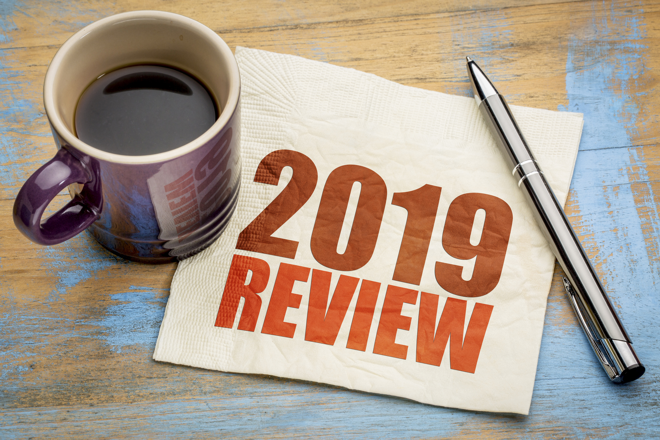 2019 the Year in Review