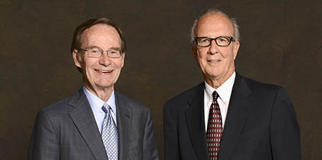 Allegheny Financial Group Founders, James Browne and James Hohman