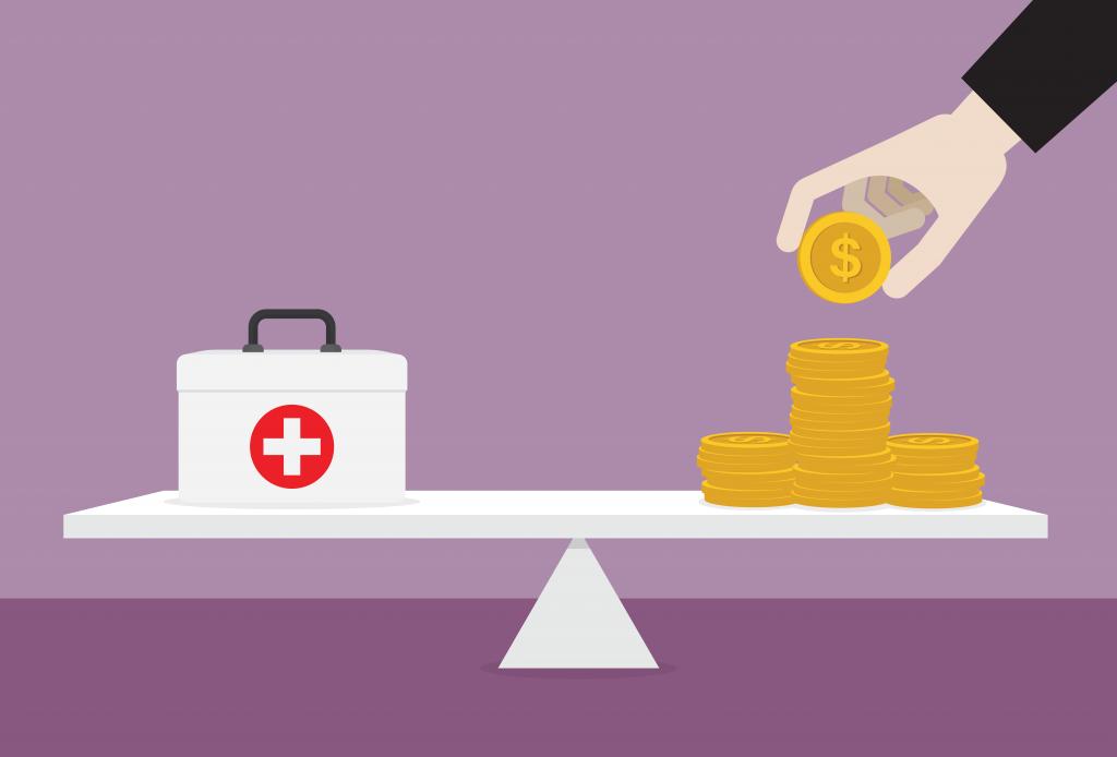 balancing saving for healthcare