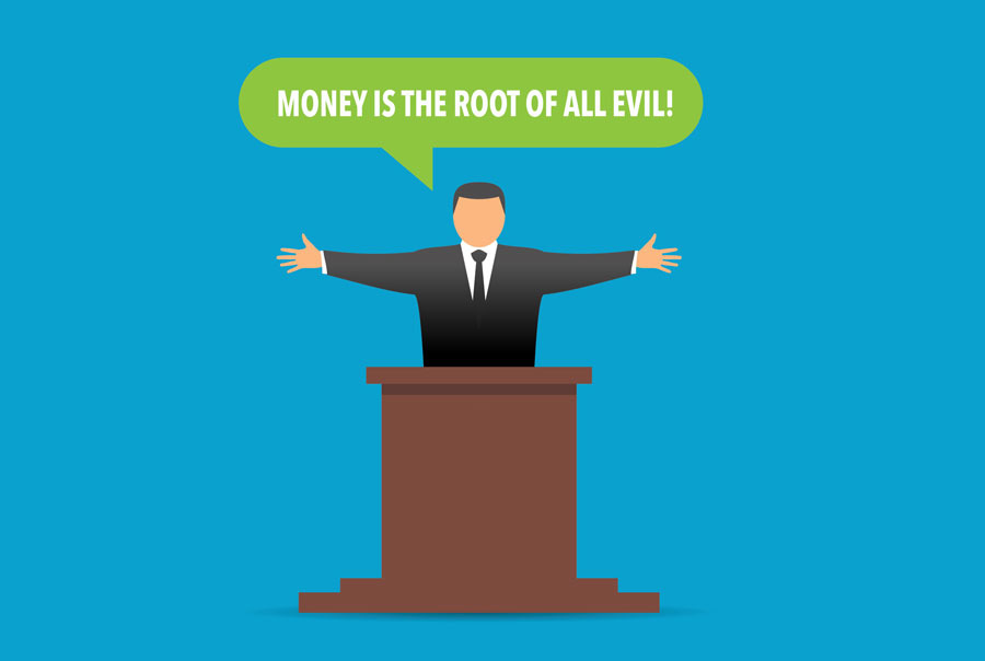 Money Avoidance