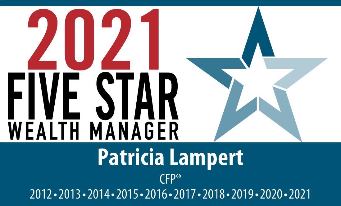 Patricia Lampert, CFP, Five Star Wealth Manager